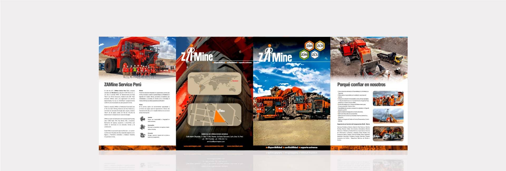 Zamine Service Peru