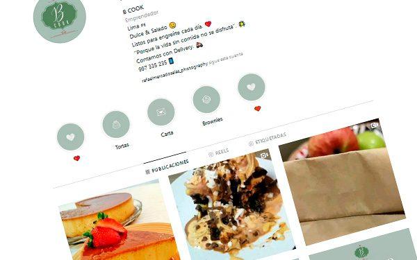 b cook instagram