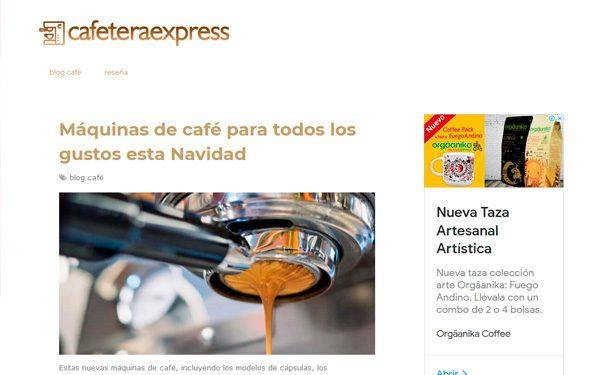 blog café