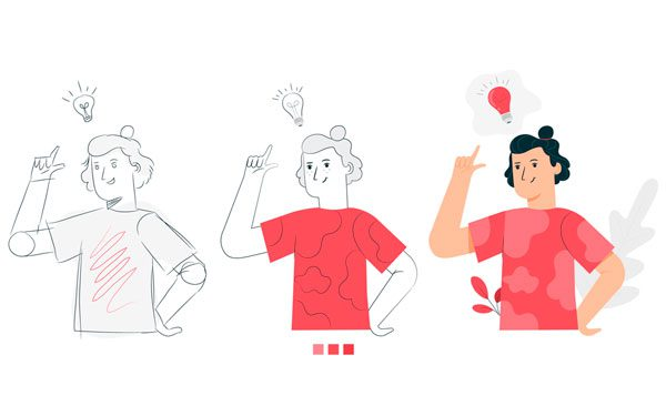 idea proceso diseño